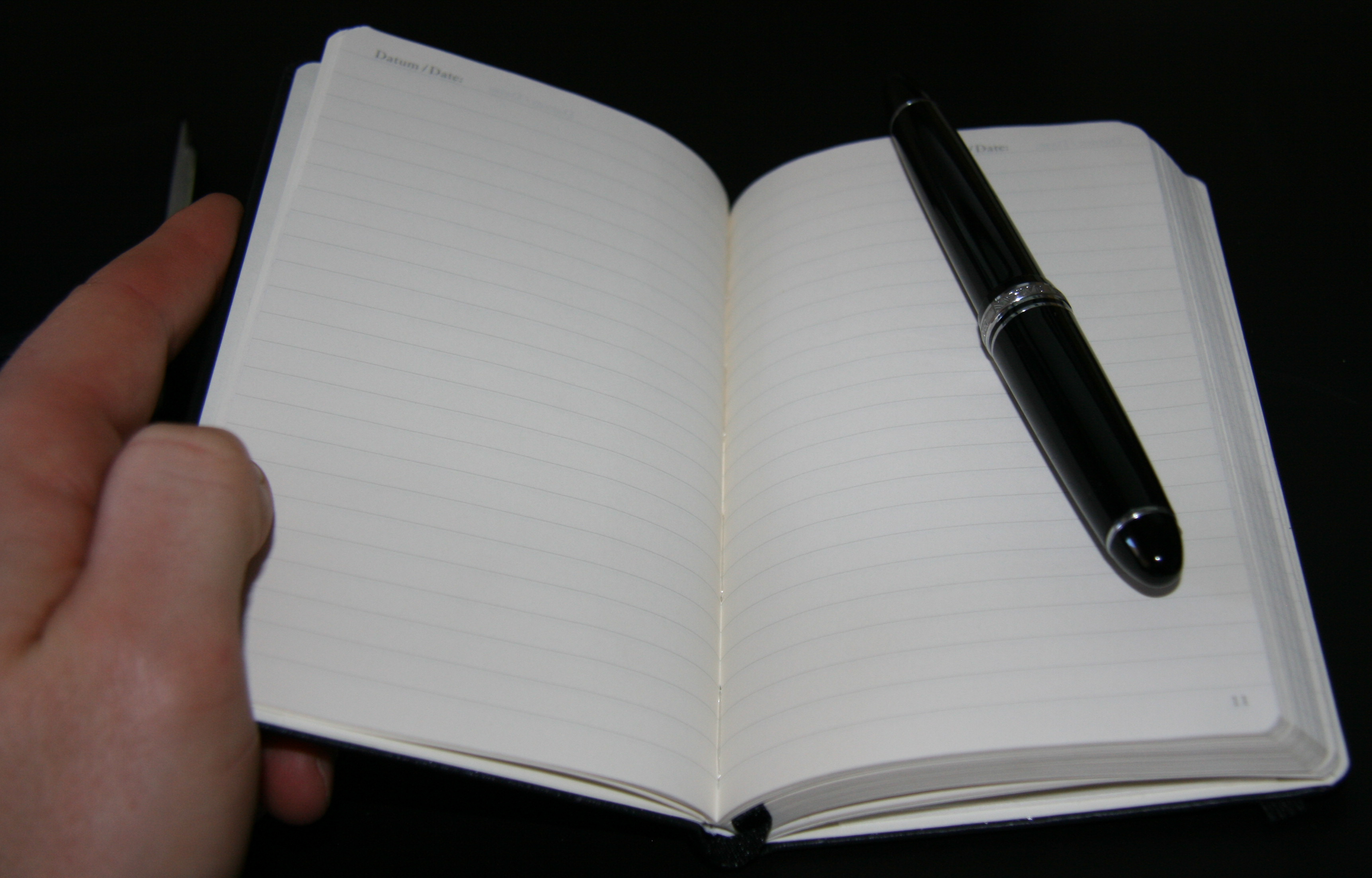 notebook essay Printable paper has been featured by lifehacker, kim komando, woman's world magazine, and the today show here are the 15 most popular printable papers.