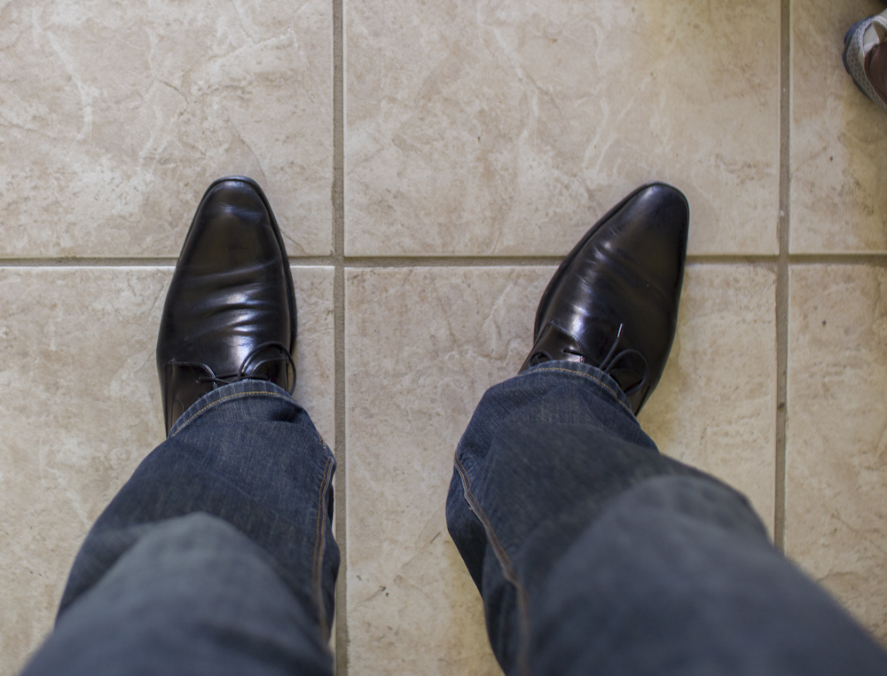 most comfortable dress shoes for standing and walking all