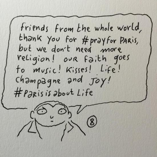 Charlie_Hebdo on the paris massacre