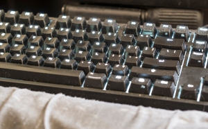 87-key CODE keyboard