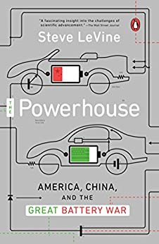"""Steve Levine's """"The Powerhouse"""" and the Chevy Volt"""